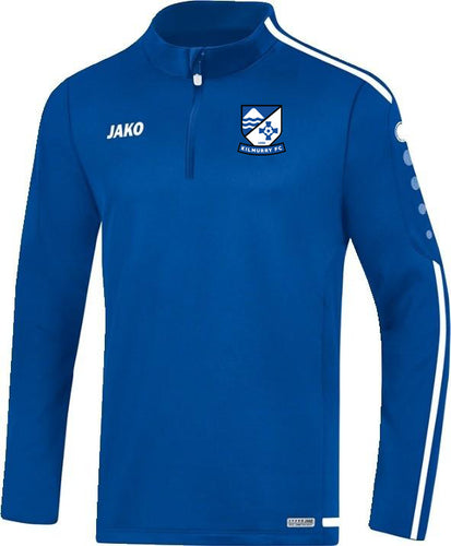 Adult JAKO Kilmurry FC Zip Top KY8619