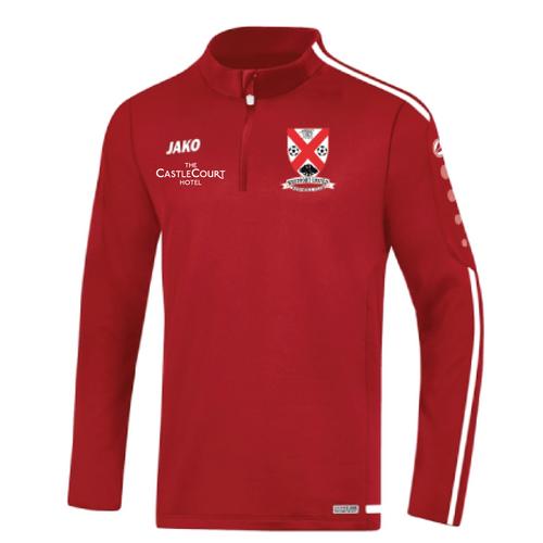 Adult Westport United FC Zip Top WP8619