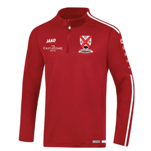 Kids Westport United FC Zip Top WP8619K