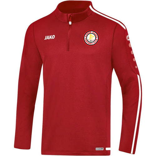 Adult JAKO Arrow Harps FC Zip Top AH8619