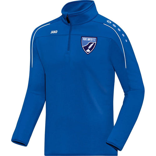 Adult JAKO Yeats United FC 1/4 Zip Top YU8650