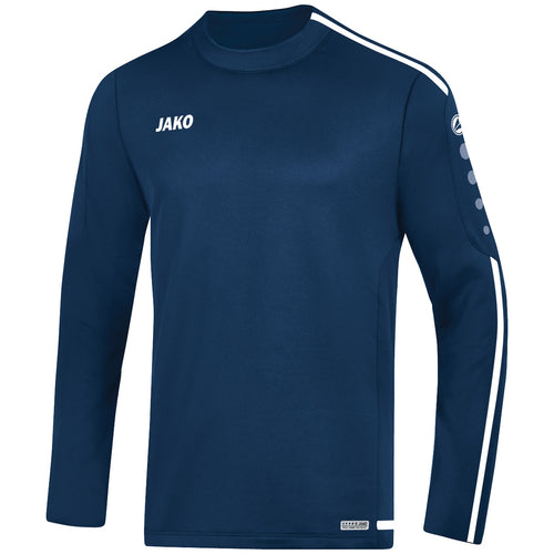 ADULT JAKO SWEATSHIRT STRIKER 2.0 8819 NAVY