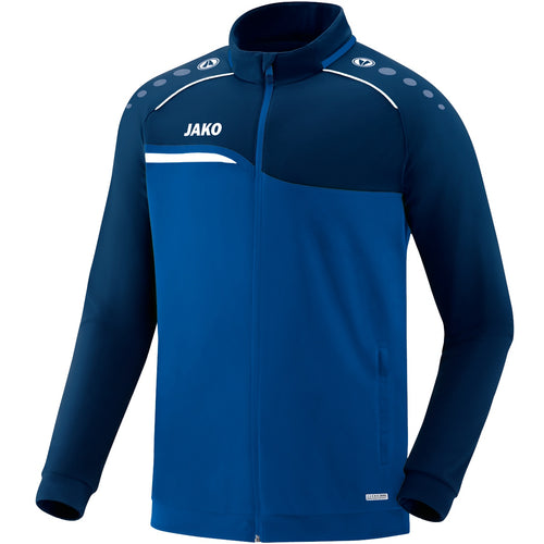 ADULT JAKO COMPETITION 2.0 POLY JACKET 9318 ROYAL NAVY