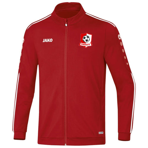 Adult JAKO Dromahair FC Polyester Jacket DR9319