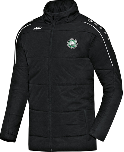 ADULT JAKO BALLYMOTE CELTIC COACH JACKET CLASSICO BC7150