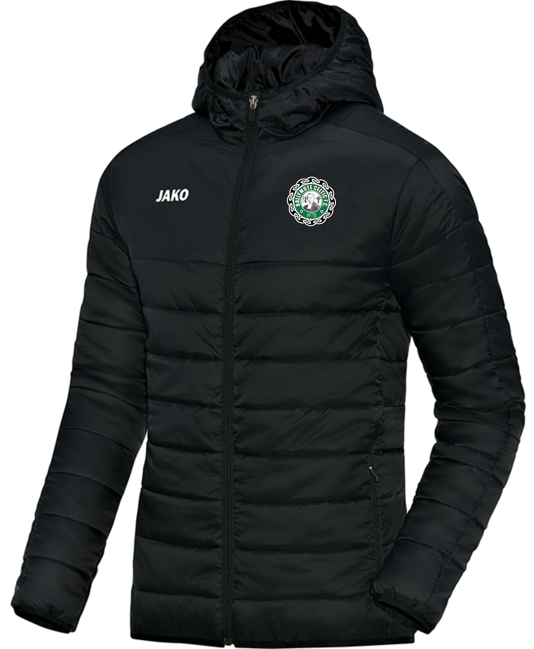 ADULT JAKO BALLYMOTE CELTIC QUILTED JACKET BC7204