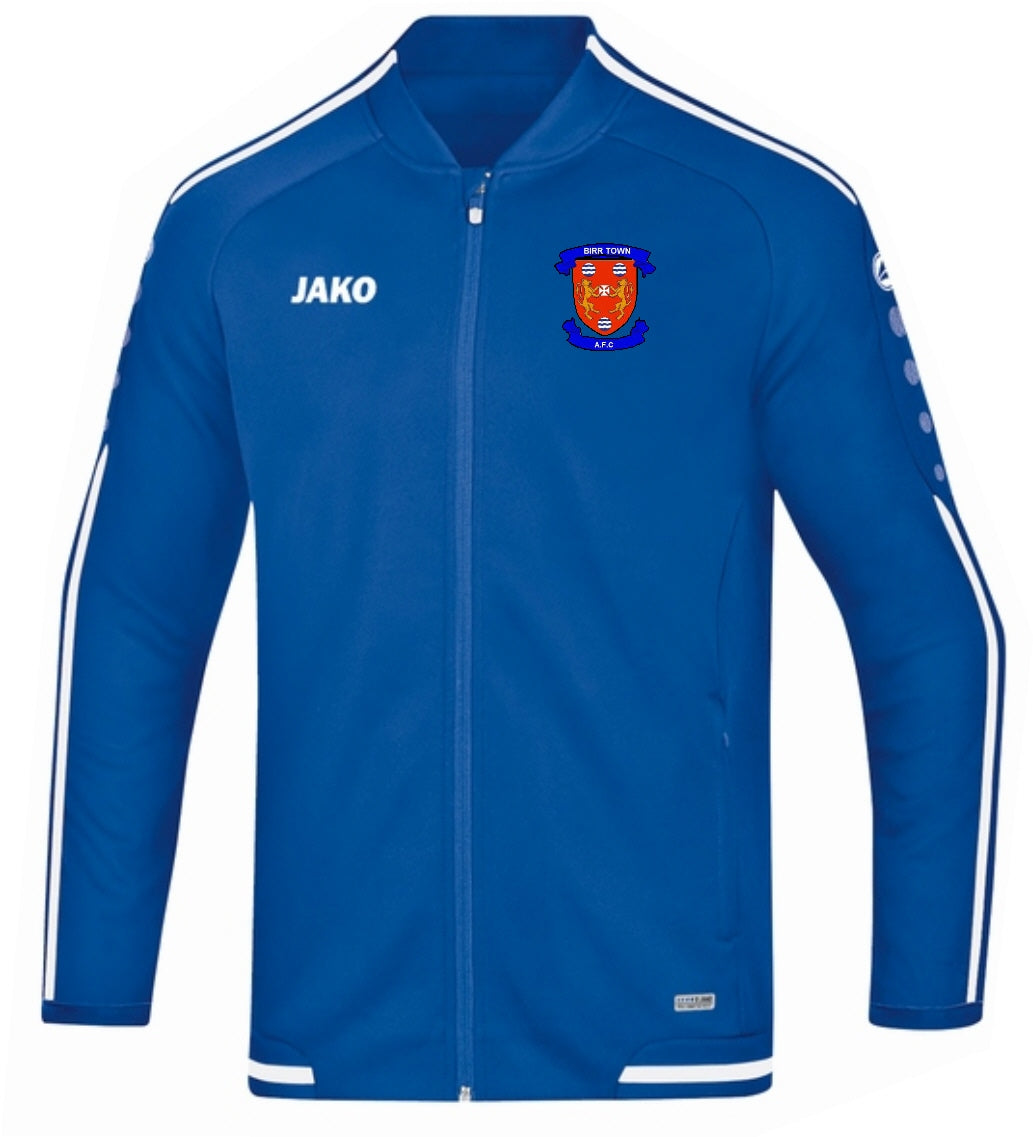 Adult JAKO Birr Town AFC Leisure Jacket BT9819