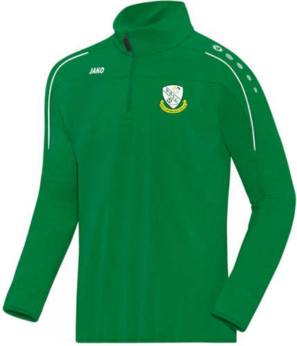Kids JAKO Broadford Rovers Green Rain Top BRFC7350GK