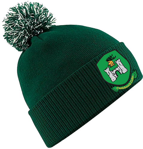Adult JAKO Castleknock Celtic Bobble Hat CKC450