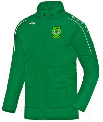 Kids JAKO Castleknock Celtic Coach Jacket CKC7150K