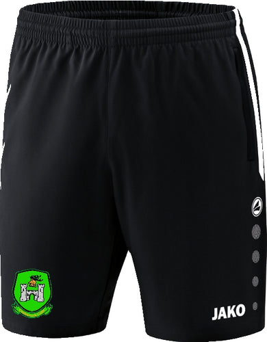Kids JAKO Castleknock Celtic Training Shorts CKC6218K