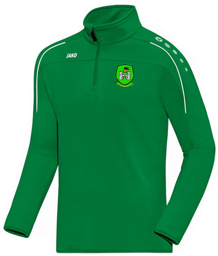 ADULT JAKO CASTLEKNOCK CELTIC ZIP TOP CKC8650