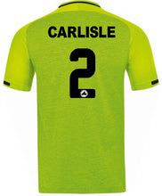 Load image into Gallery viewer, KIDS CAYS SHORT SLEEVE GK JERSEY NEON CAYS4209K