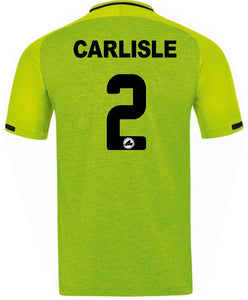 ADULT CAYS SHORT SLEEVE GK JERSEY NEON CAYS4209