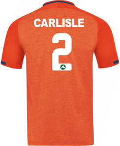 ADULT CAYS SHORT SLEEVE GK JERSEY ORANGE CAYS4209O
