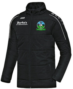 Adult JAKO Colemanstown United Coach Jacket CU7150