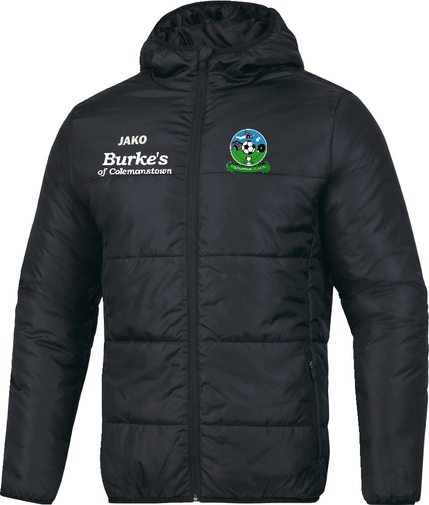 Kids JAKO Colemanstown United Quilted Jacket CUEX7250K