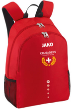 Load image into Gallery viewer, JAKO Crusaders FC Backpack Classico CAC1850