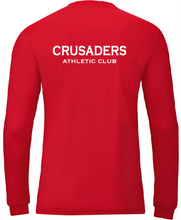 Load image into Gallery viewer, KIDS JAKO CRUSADERS AC LONG SLEEVE SHIRT CAC4333CK