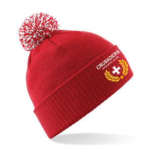JAKO CRUSADERS AC BOBBLE HAT CACBC450