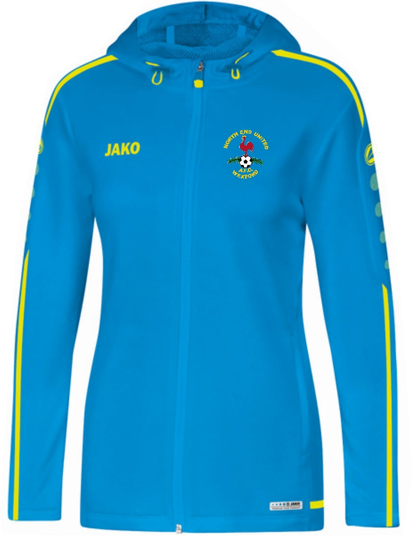 Womens JAKO Northend United Hoody NE6819W