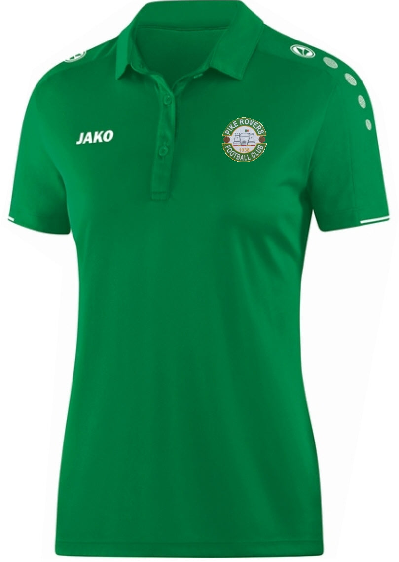 Womens JAKO Pike Rovers Polo PR6350