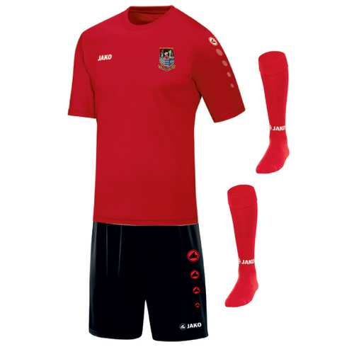 Adult JAKO Mullingar Town AFC Player Pack MUL1111