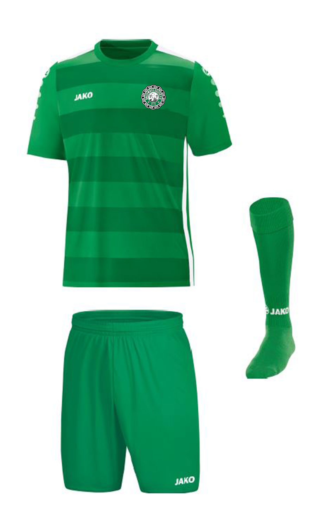 ADULT JAKO BALLYMOTE CELTIC PLAYER PACK BC1111