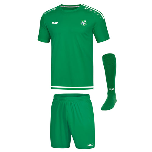 Adult JAKO  Claremorris AFC Player Pack CLM1111