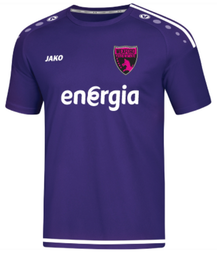 Adult JAKO Wexford Youths Women FC Home GK Jersey WYW4219GKH