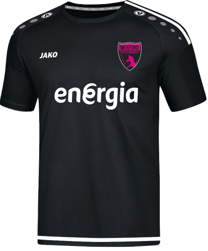 Kids JAKO Wexford Youths Women FC Home Jersey WYW4219HK