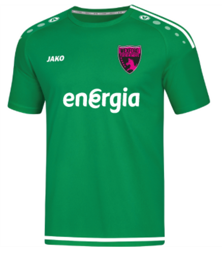 Adult JAKO Wexford Youths Women FC Away GK Jersey WYW4219GKA