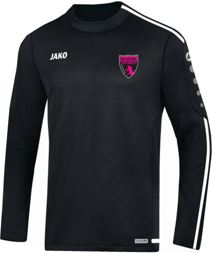 Kids JAKO Wexford Youths Women FC Sweatshirt WYW8819K