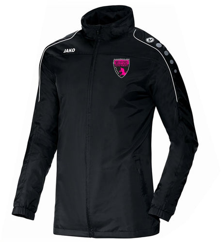 Kids JAKO Wexford Youths Womens FC Rain Jacket WXW7401K