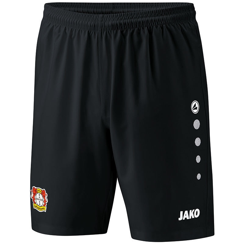 KIDS JAKO BAYER 04 LEVERKUSEN AWAY SHORTS BA4418AK 1