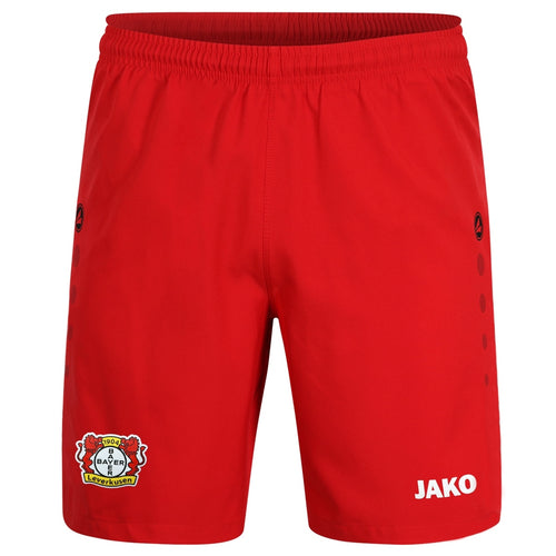 KIDS JAKO BAYER 04 LEVERKUSEN HOME SHORTS BA4419HK 1