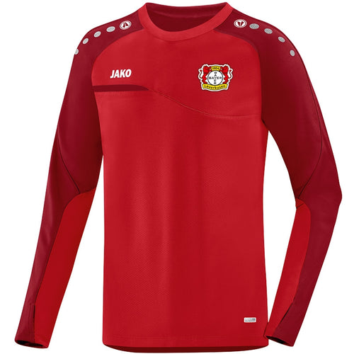 ADULT JAKO BAYER 04 LEVERKUSEN SWEATER PRESTIGE BA8858 1