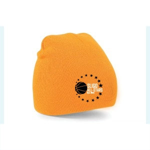 JAKO SLIGO ALLSTARS BEANIE SABC004 ORANGE