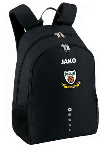 JAKO BEGGSBORO BACK PACK BB1850 BLACK