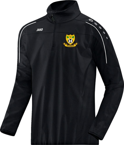 ADULT JAKO BEGGSBORO AFC RAIN TOP BB7350 BLACK