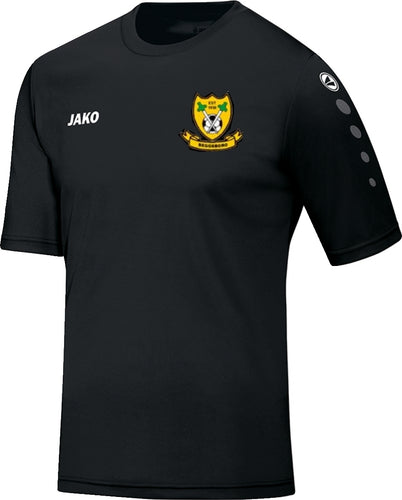 ADULT JAKO BEGGSBORO AFC TEAM SHIRT BB4233 BLACK