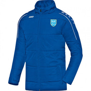 ADULT JAKO DLR WAVES COACH JACKET DLR7150