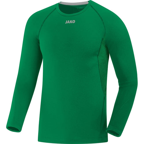 ADULT JAKO HIGHFIELD UNITED BASE LAYER LONGSLEEVE COMPRESSION 2.0 HU6451