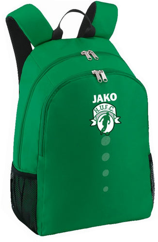 JAKO HIGHFIELD UNITED BACKPACK CLASSICO HU1850 GREEN