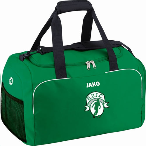 JAKO HIGHFIELD UNITED SPORTS BAG CLASSICO HU1950 GREEN