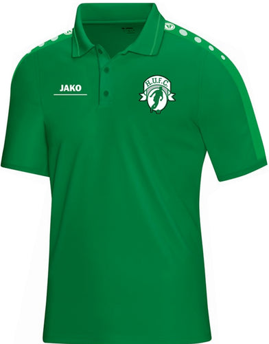 ADULT JAKO HIGHFIELD UNITED POLO CLASSICO HU6350 GREEN