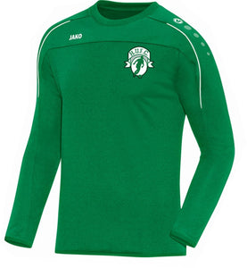 KIDS JAKO HIGHFIELD UNITED SWEATER CLASSICO HU8850K GREEN