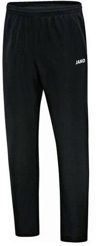KIDS JAKO HIGHFIELD UNITED PRESENTATION TROUSERS CLASSICO HU6550K BLACK