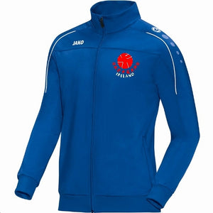 ADULT IKKI JAKO CLASSICO POLY JACKET IK9350 ROYAL