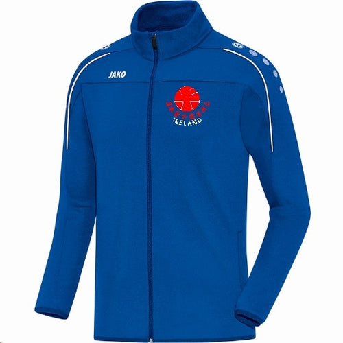 ADULT IKKI JAKO CLASSICO TRAINING JACKET IK8750 ROYAL